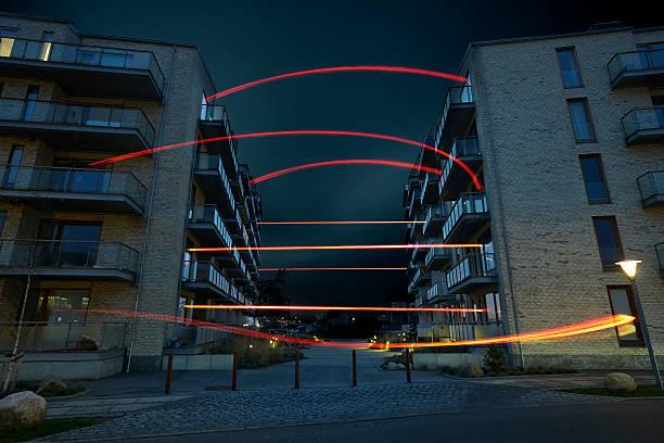 Netzwerkverbindung – Foto