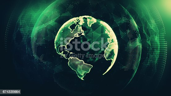674717286 istock photo Network Connections 674335664
