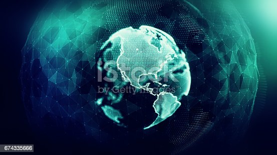 674717286 istock photo Network Connections 674335666