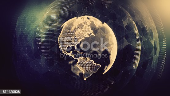 674717286 istock photo Network Connections 674420908