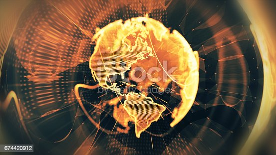 674717286 istock photo Network Connections 674420912