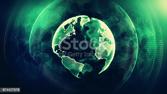 674717286 istock photo Network Connections 674427576