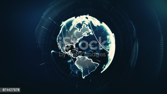 674717286 istock photo Network Connections 674427578