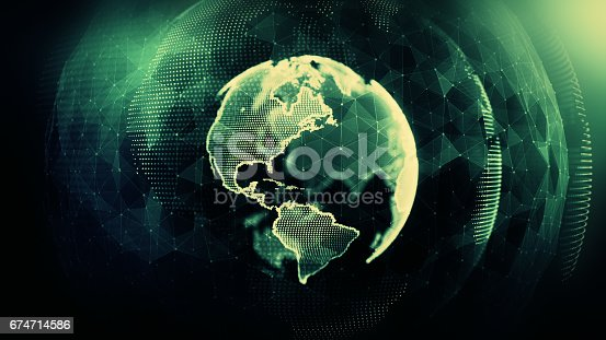 674717286 istock photo Network Connections 674714586