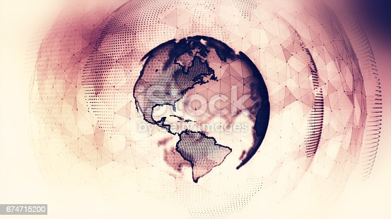 674717286 istock photo Network Connections 674715200