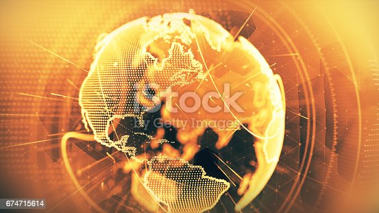 674717286 istock photo Network Connections 674715614
