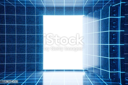 istock Network, Internet And Software Security 1126214325