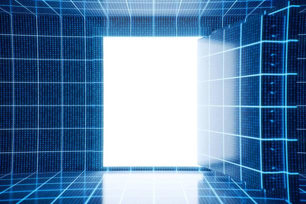Netzwerk, Internet und Software-Sicherheit – Foto