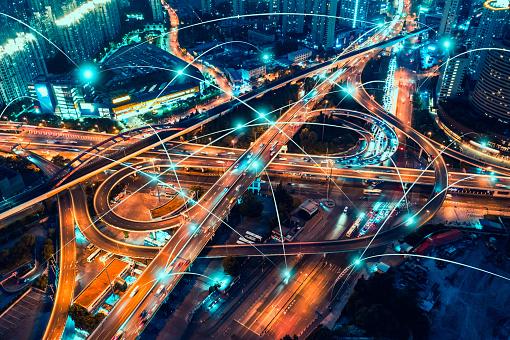 transportation network stock photos