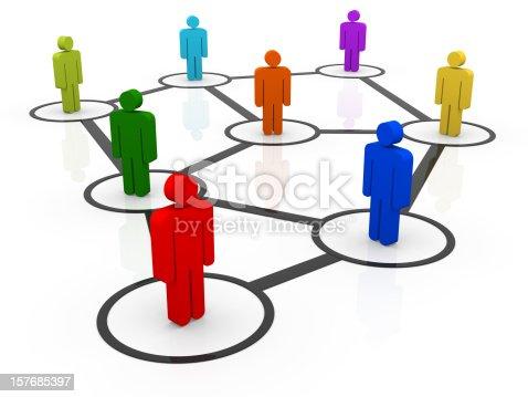 688200936 istock photo Network People 157685397