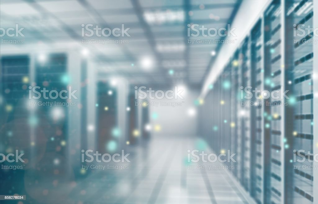 Network. stock photo