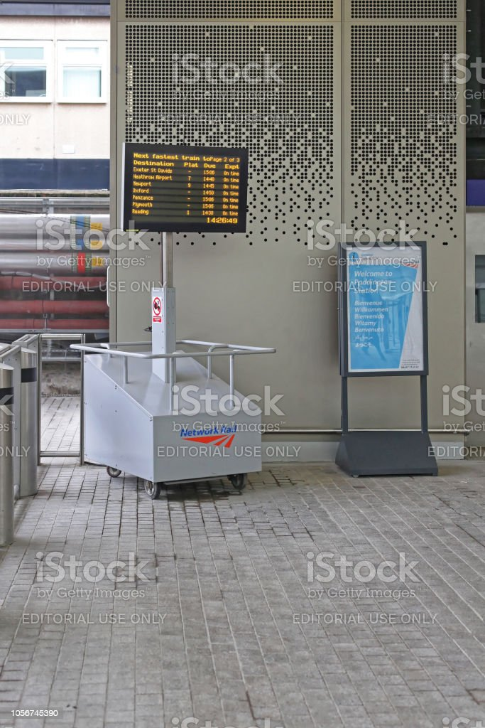 Network Rail Timetable Stock Photo - Download Image Now - iStock