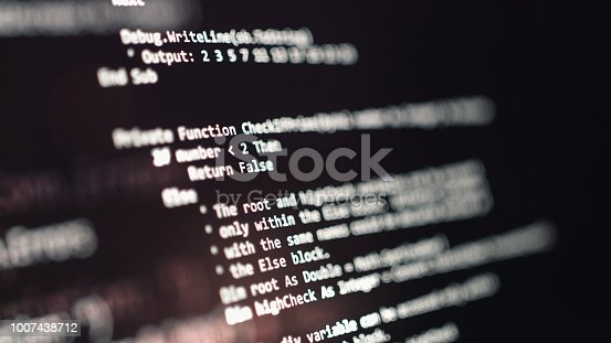 istock Network Security, Cyber Security, Digital Protection, Computer Hack Background 1007438712