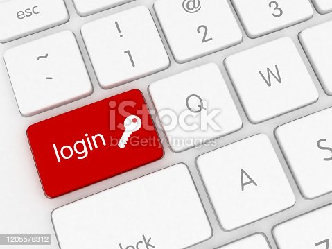 istock Network security internet cyber data protection lock 1205578312