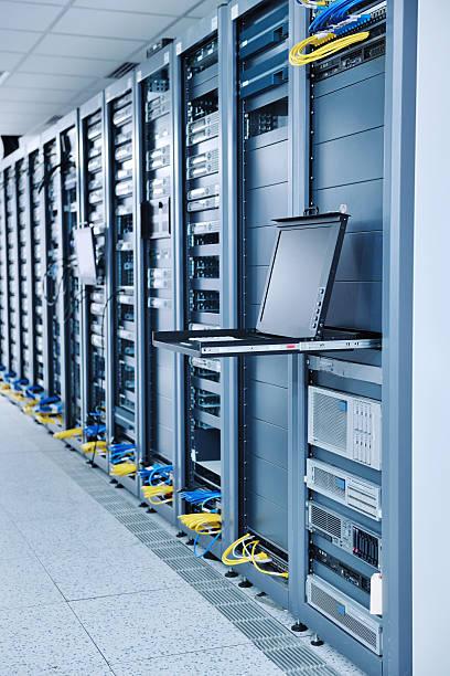 Netzwerk-server-Raum – Foto