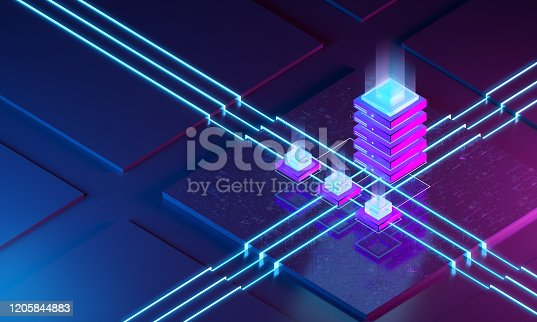 1151943994 istock photo Network Server Solutions 1205844883