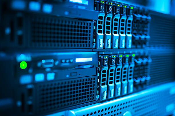 network servers - network server stock pictures, royalty-free photos & images