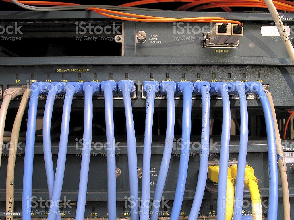 ネットワークスイッチフロント - Sendのロイヤリティフリーストックフォト