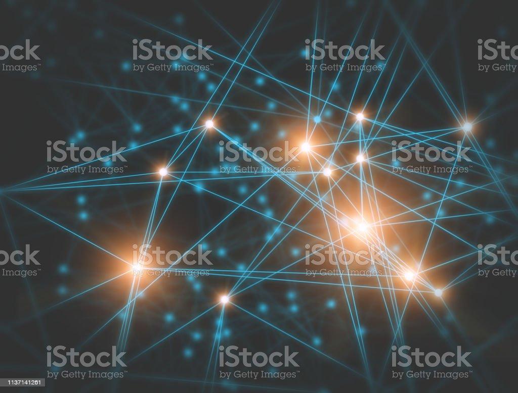 Network technology – zdjęcie