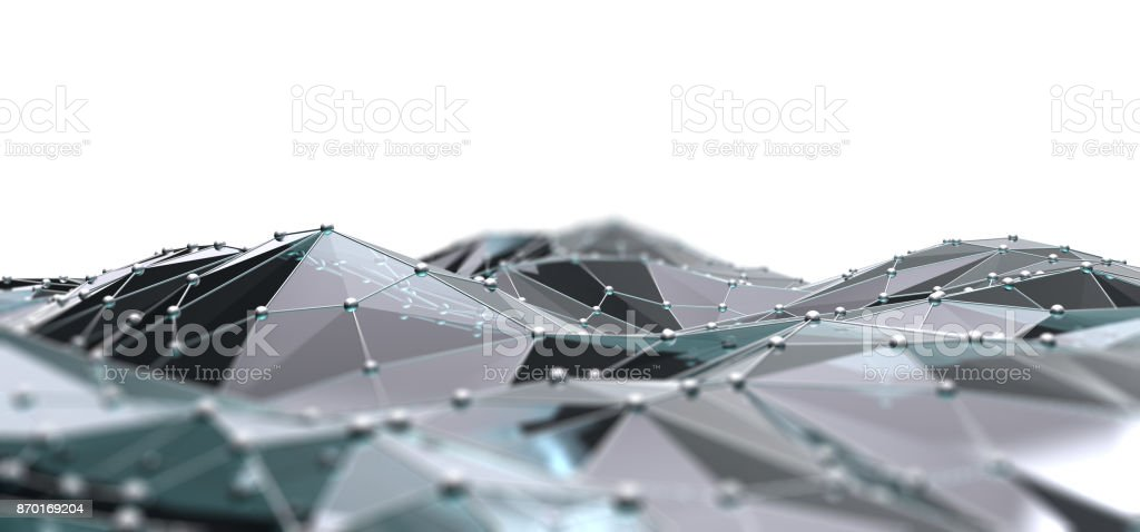 networking and internet concept stock photo
