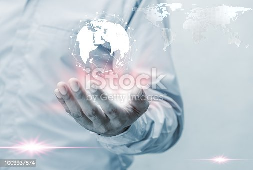 istock Networking people concept 1009937874