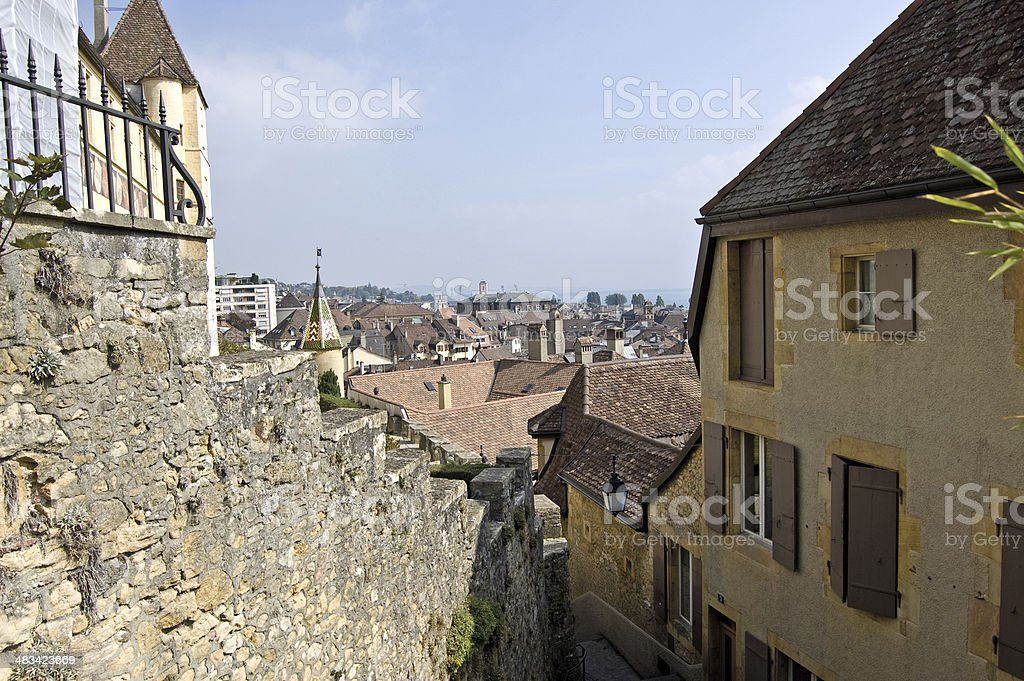 Neuchatel stock photo
