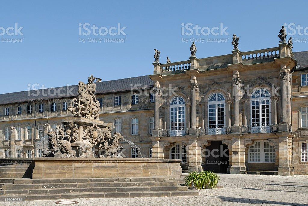 Neues Schloss Bayreuth Bayern, Deutschland – Foto