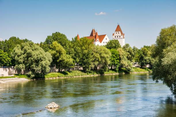 Neues Schloss Burg in Ingolstadt – Foto