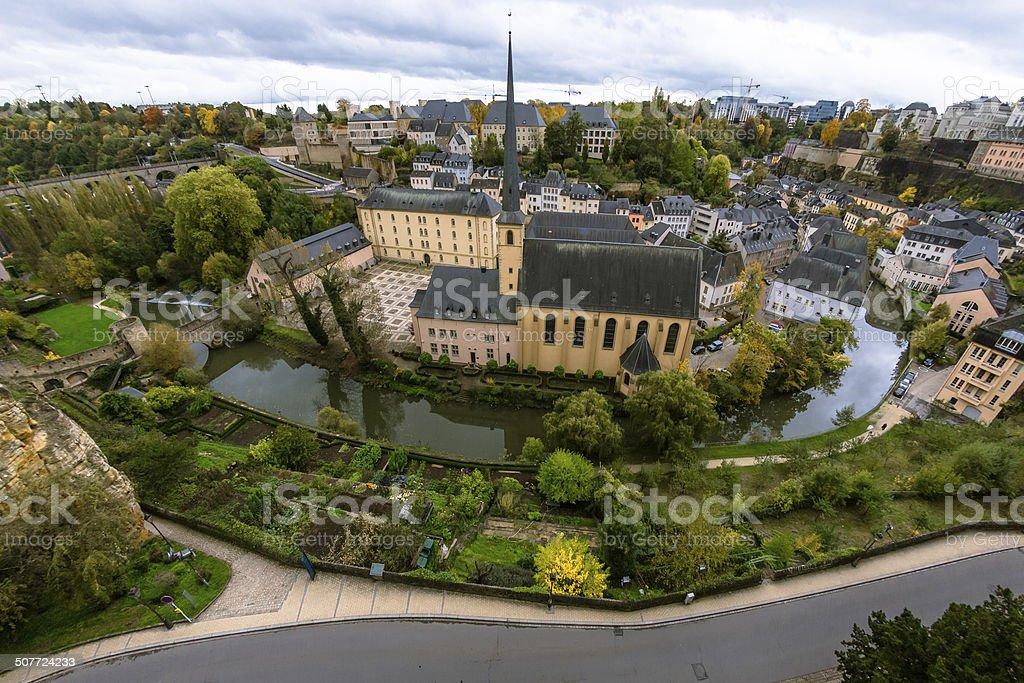 Luxemburg Stadt – Foto