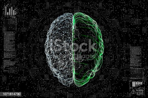 istock Neural Networks Circuitry Close Up 1071614730