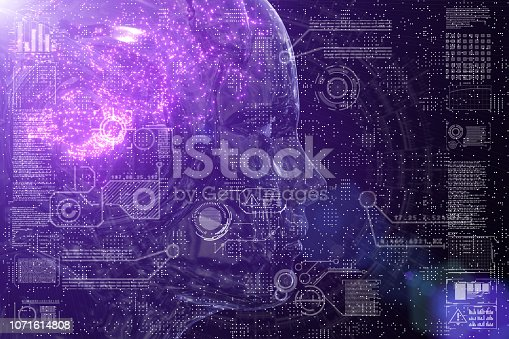istock Neural Networks Circuitry Close Up 1071614808