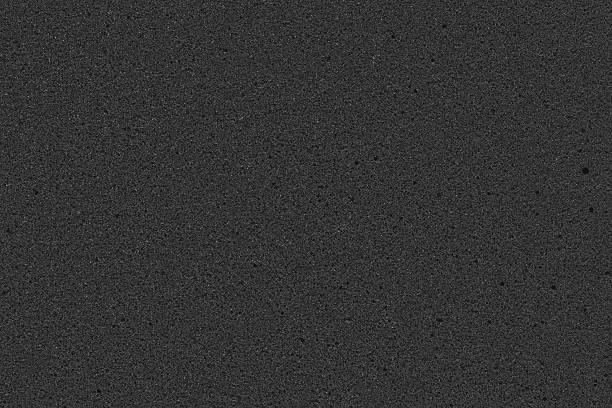 Neutralen grauen Schaum Hintergrund mit Struktur – Foto