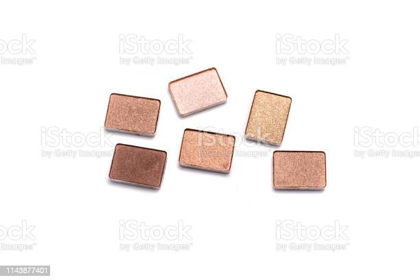 Neutral toned eyeshadow make up palette isolated on a white picture id1143877401?b=1&k=6&m=1143877401&s=612x612&h=i5qwn4g6nsqnutxngwouq6hi14mkftqapkd1tjqjpvo=