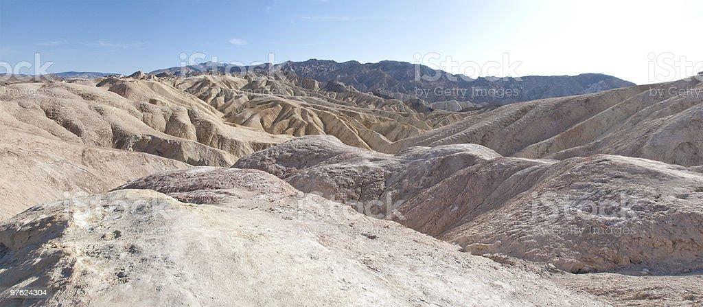 Nevada desert around Las Vegas royaltyfri bildbanksbilder