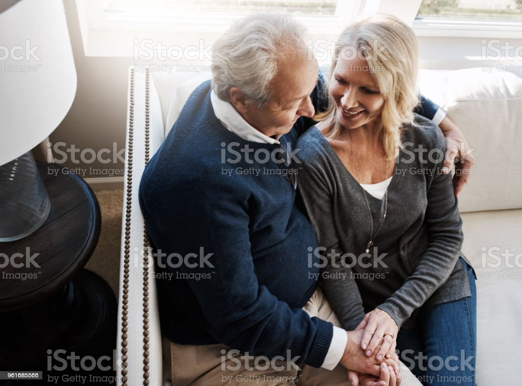 Never forget that you are my everything stock photo