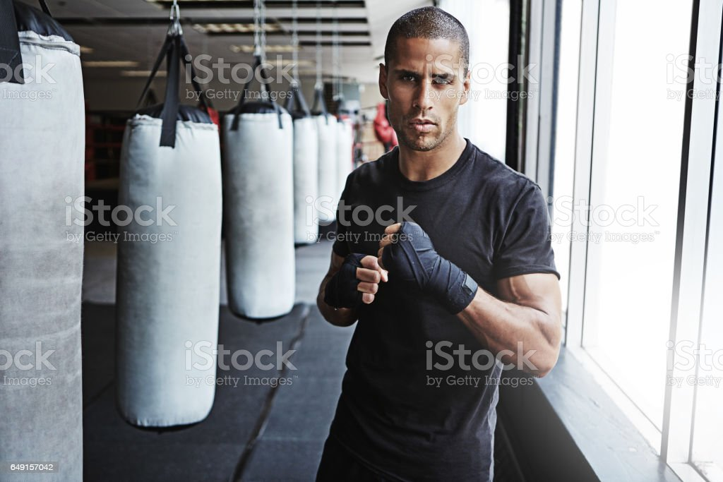 Never forget what you're fighting for stock photo