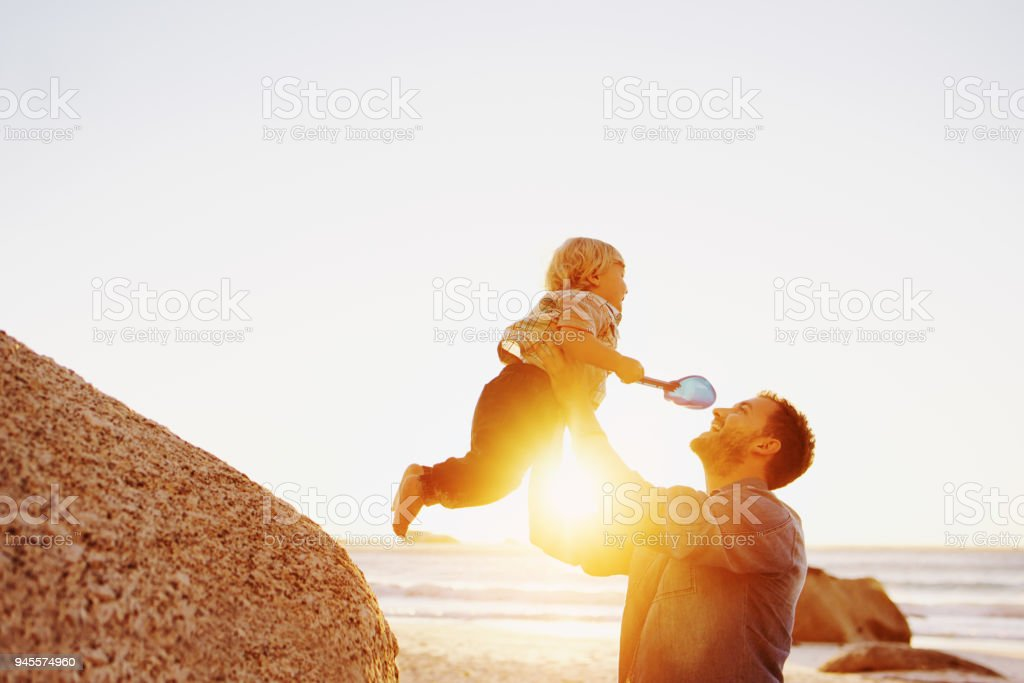 Never get too busy that you forget to have fun stock photo