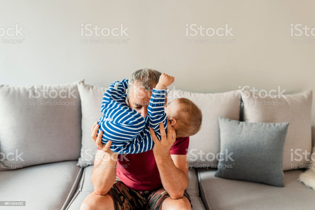 I never knew happiness like this stock photo