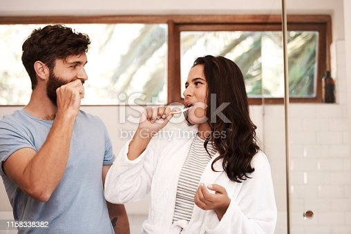 istock Never let routine lessen the sparkle of romance 1158338382