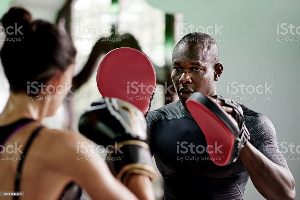 Never stop fighting for your dreams stock photo