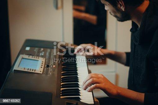 Piano, Caucasian Ethnicity, Electric Piano, Musical Instrument, Serbia