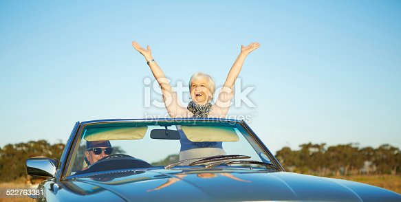 108329737istockphoto Never too old to express yourself 522763381