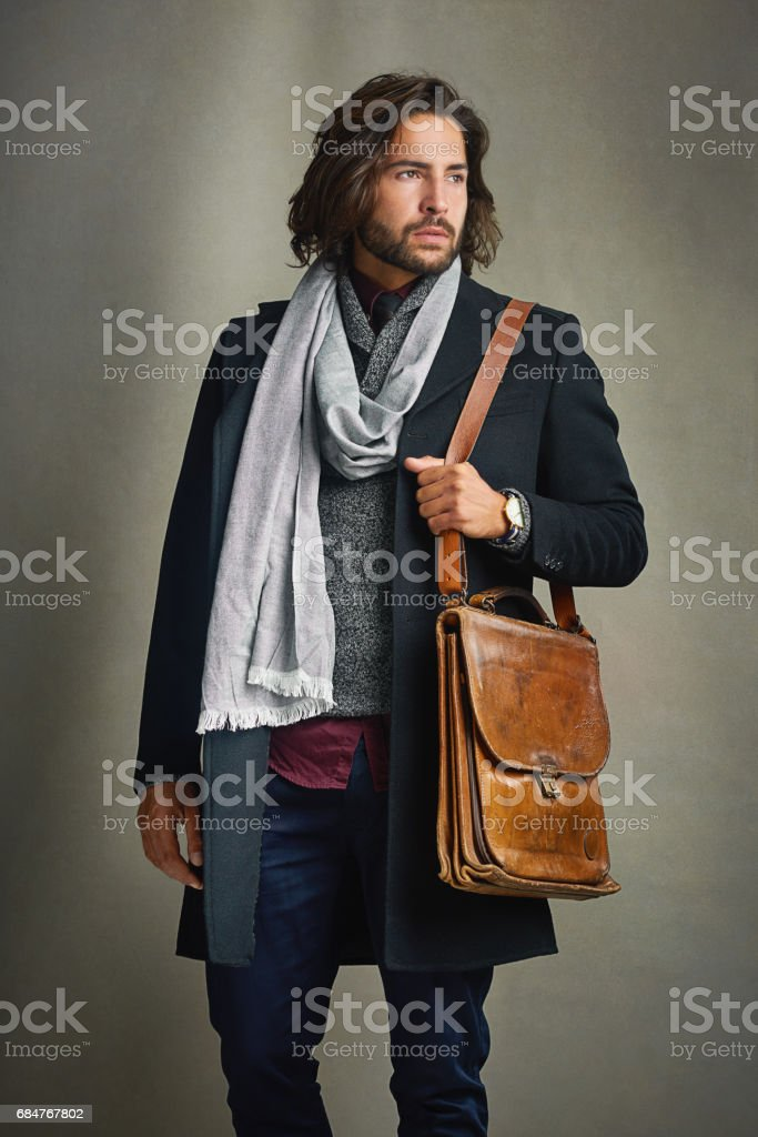 Never underestimate the power of a good outfit - Royalty-free Adult Stock Photo