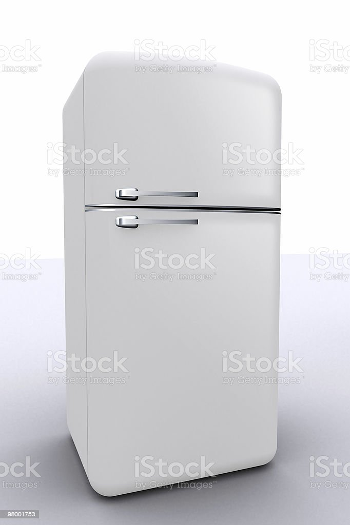 Nevera fridge royalty-free stock photo