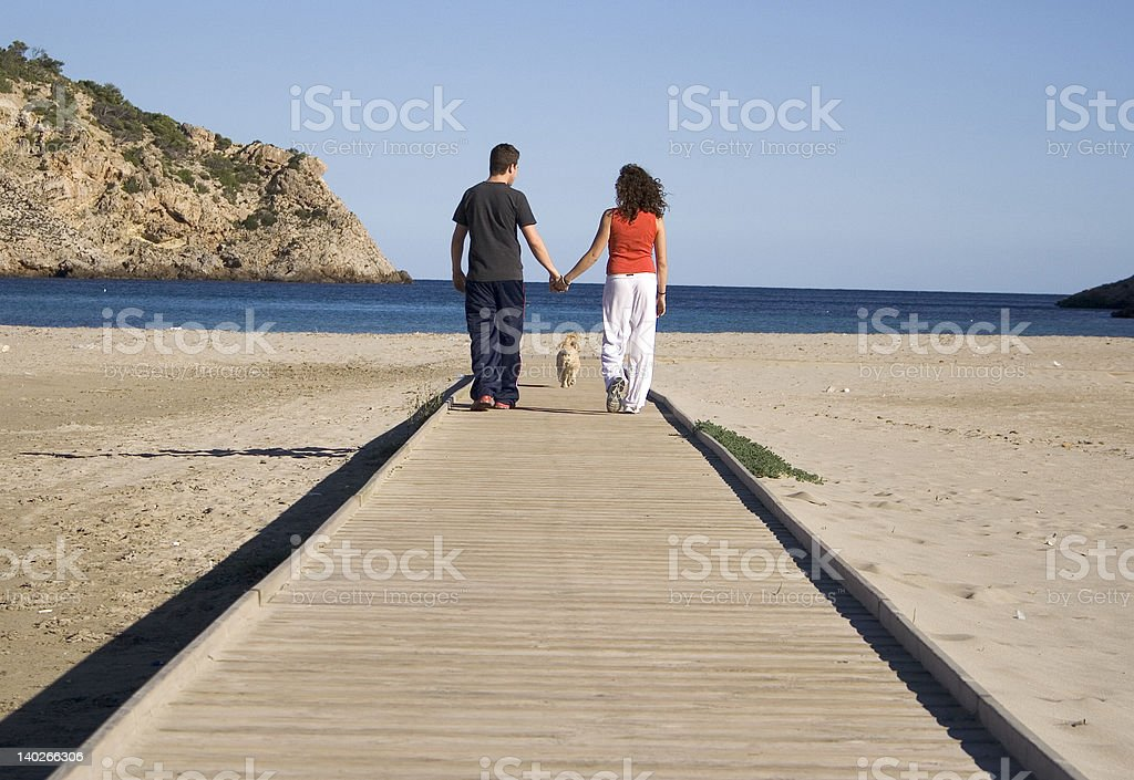 Never-ending Love royalty-free stock photo