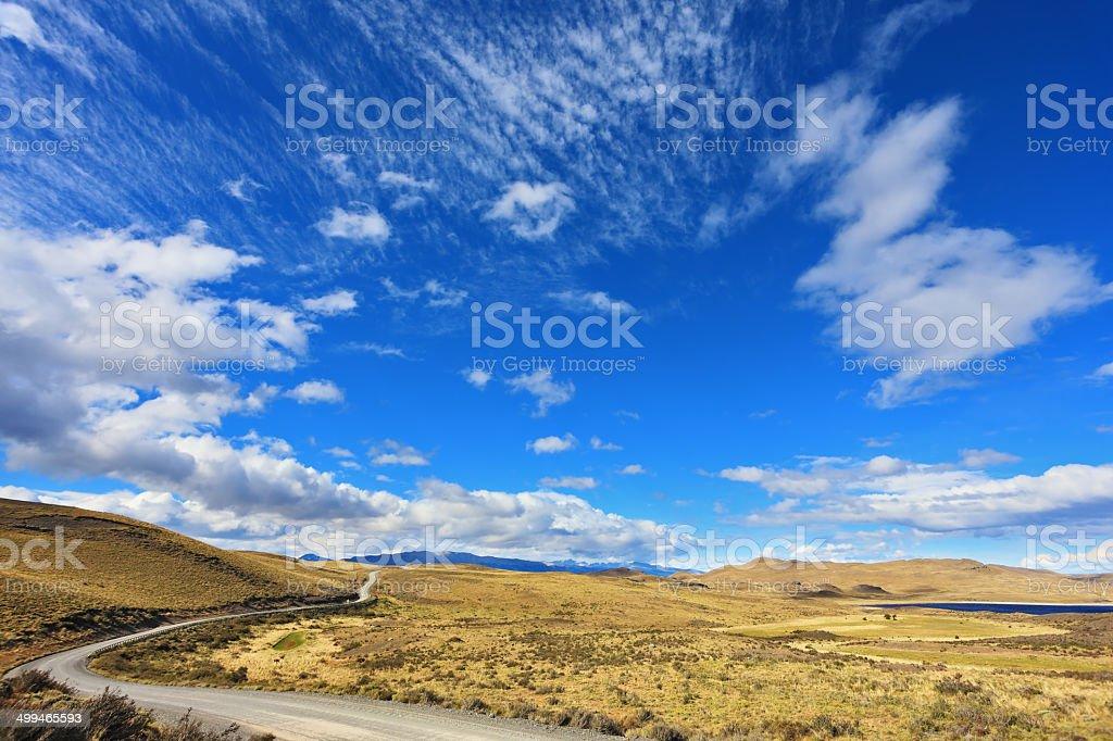 Foto De Patagônia Da Terra Do Nunca E Mais Fotos De Stock De