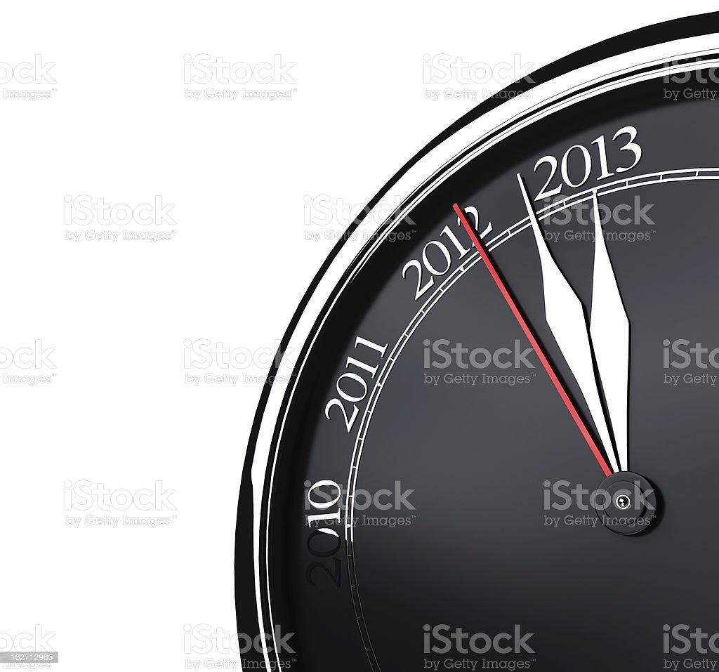 New 2013 Year royalty-free stock photo