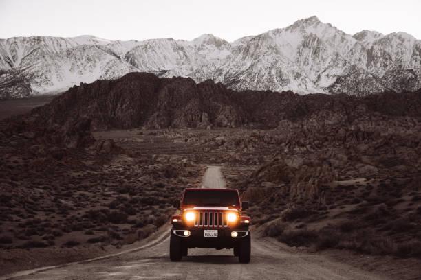 Neuer 2019 Jeep Wrangler an den Alabama-Hügeln – Foto
