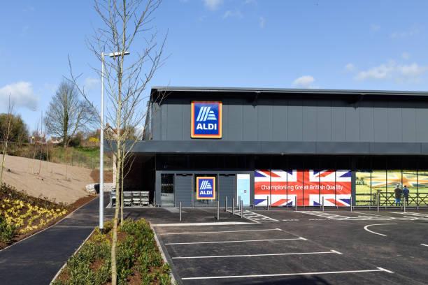 Neuer Aldi-Supermarkt in Bakewell. – Foto