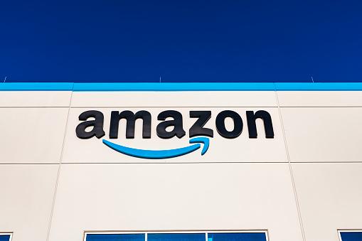 New Amazon fulfillment center in Henderson Nevada USA